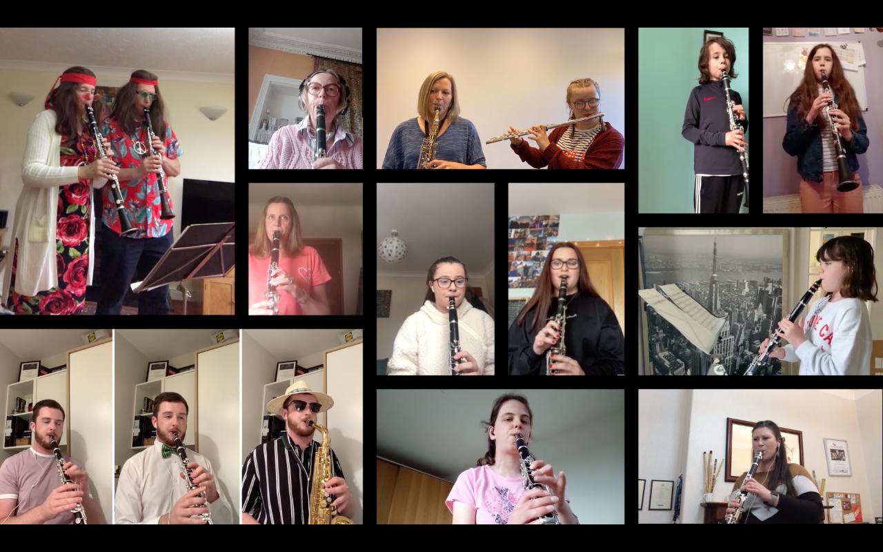 Surviving and Thriving through Online Instrumental Teaching – Part 1
