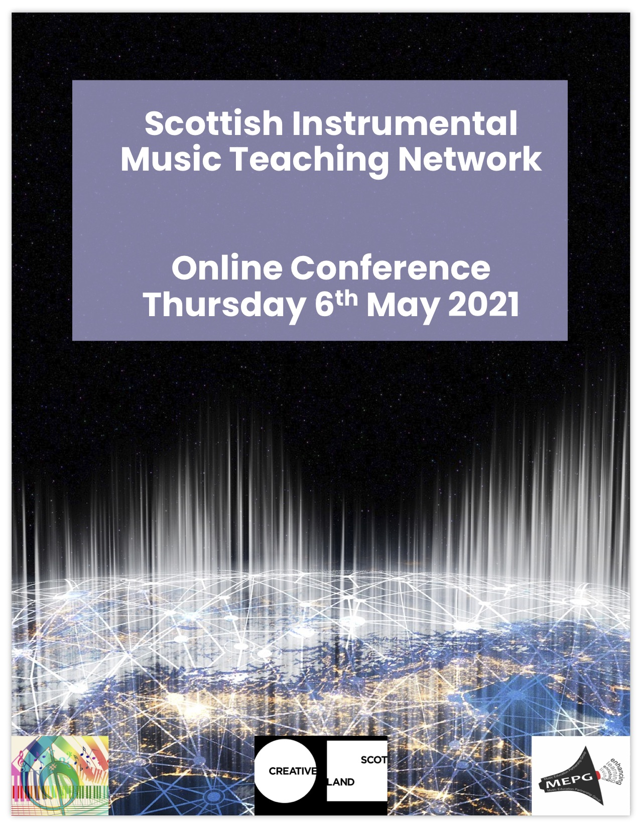 Conference front page